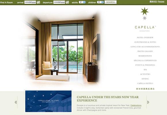 Khách sạn Capenlla
